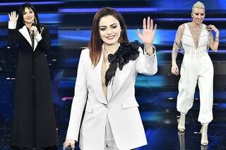 I look di Sanremo 2021, le pagelle della quarta serata: Annalisa vince la gara di stile, Amadeus bocciato