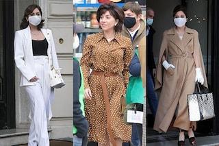 Lady Gaga sceglie la moda italiana: i primi look dal set del film su Gucci