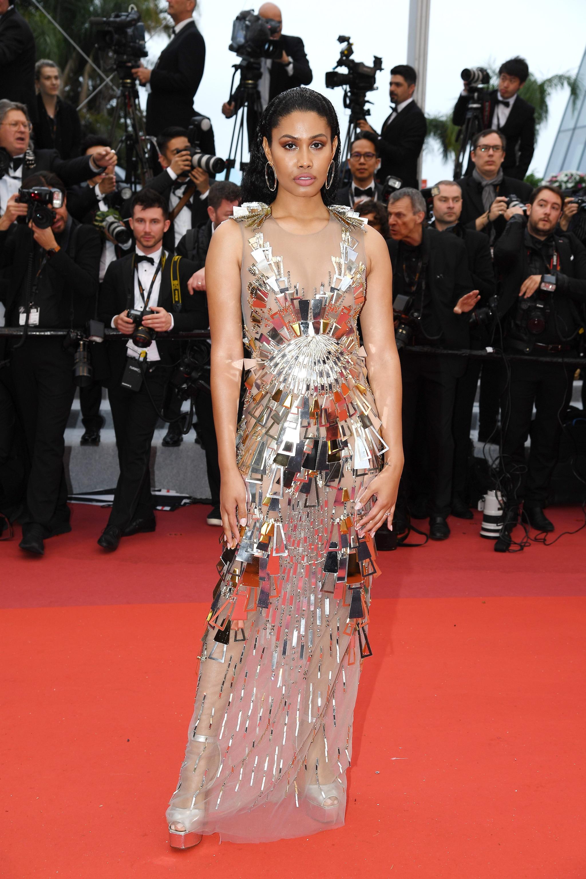 Lenya Bloom a Cannes