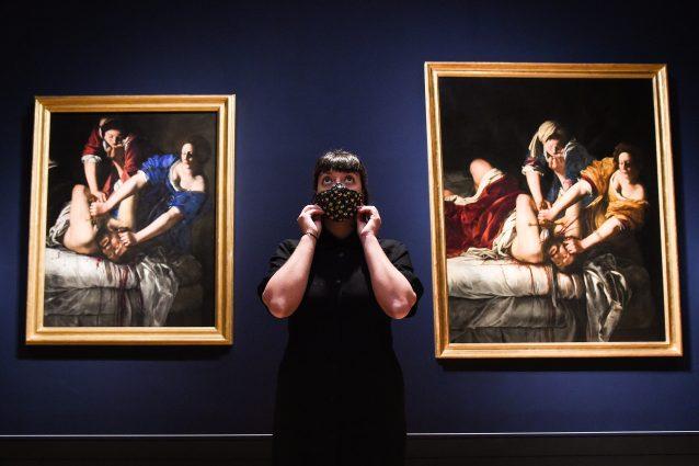 Una mostra sulla pittrice Artemisia Gentileschi