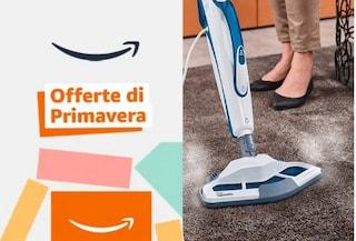 Offerte di Primavera: sconti fino al 50% su prodotti per la pulizia della casa