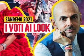 Sanremo 2021, le pagelle di Enzo Miccio ai look e agli abiti: Achille Lauro noioso, vince Elodie