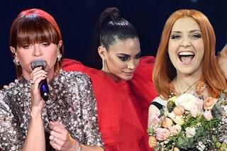 Sanremo 2021, le pagelle beauty di cantanti e ospiti: radiosa Alessandra Amoroso, non convince Noemi