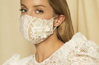 Trucco sposa a prova di mascherina: come cambia il make up per il matrimonio?