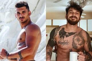 Andrea Cerioli ieri e oggi: com'era il naufrago senza tatuaggi