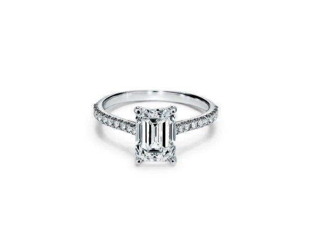 L'anello di fidanzamento Nevo di Tiffany&Co.
