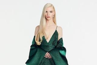 Anya Taylor-Joy, la regina degli scacchi in abito principesco ai Golden Globe incanta tutti