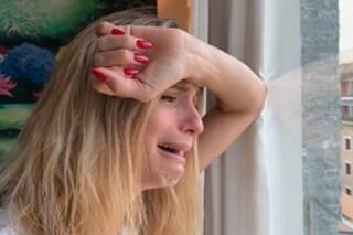 Michelle Hunziker racconta con ironia la didattica a distanza: anche lei è una mamma in difficoltà