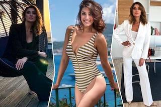 Elisa Isoardi prima dell'Isola, abiti firmati e completi mannish: quanto vale il suo guardaroba