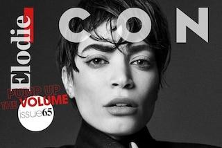 Elodie cambia look: per la prima copertina dopo Sanremo torna al pixie cut