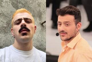 Leonardo Lamacchia prima e dopo Amici 2021: com'era il cantante fuori dalla scuola