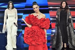 Sanremo 2021, i voti ai look della seconda serata: promossi e bocciati nelle pagelle di stile
