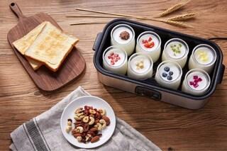Migliori yogurtiere: classifica, opinioni e quale scegliere