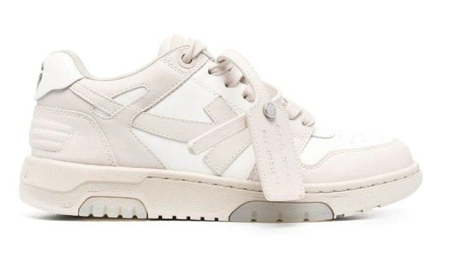 Out Of Office low–top sneakers di Off–White