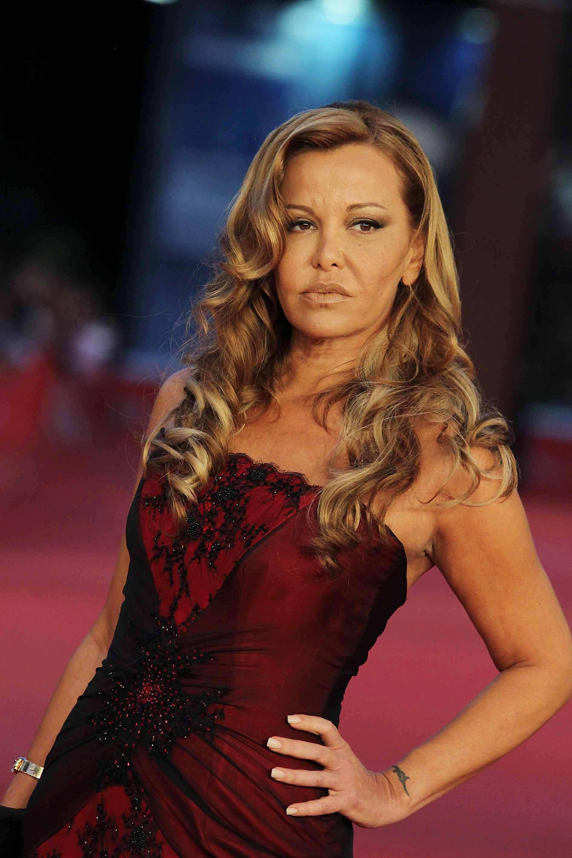 Vera Gemma sul red carpet nel 2013