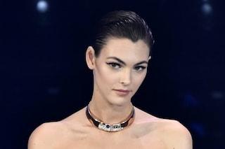 I gioielli di Vittoria Ceretti a Sanremo 2021: solo un bracciale vale più di 26mila euro