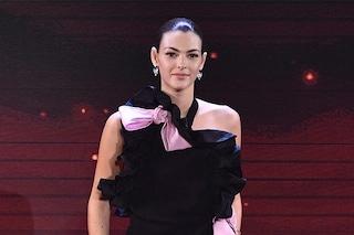 Sanremo 2021, Vittoria Ceretti regina della terza serata: splendida con i suoi abiti da sera