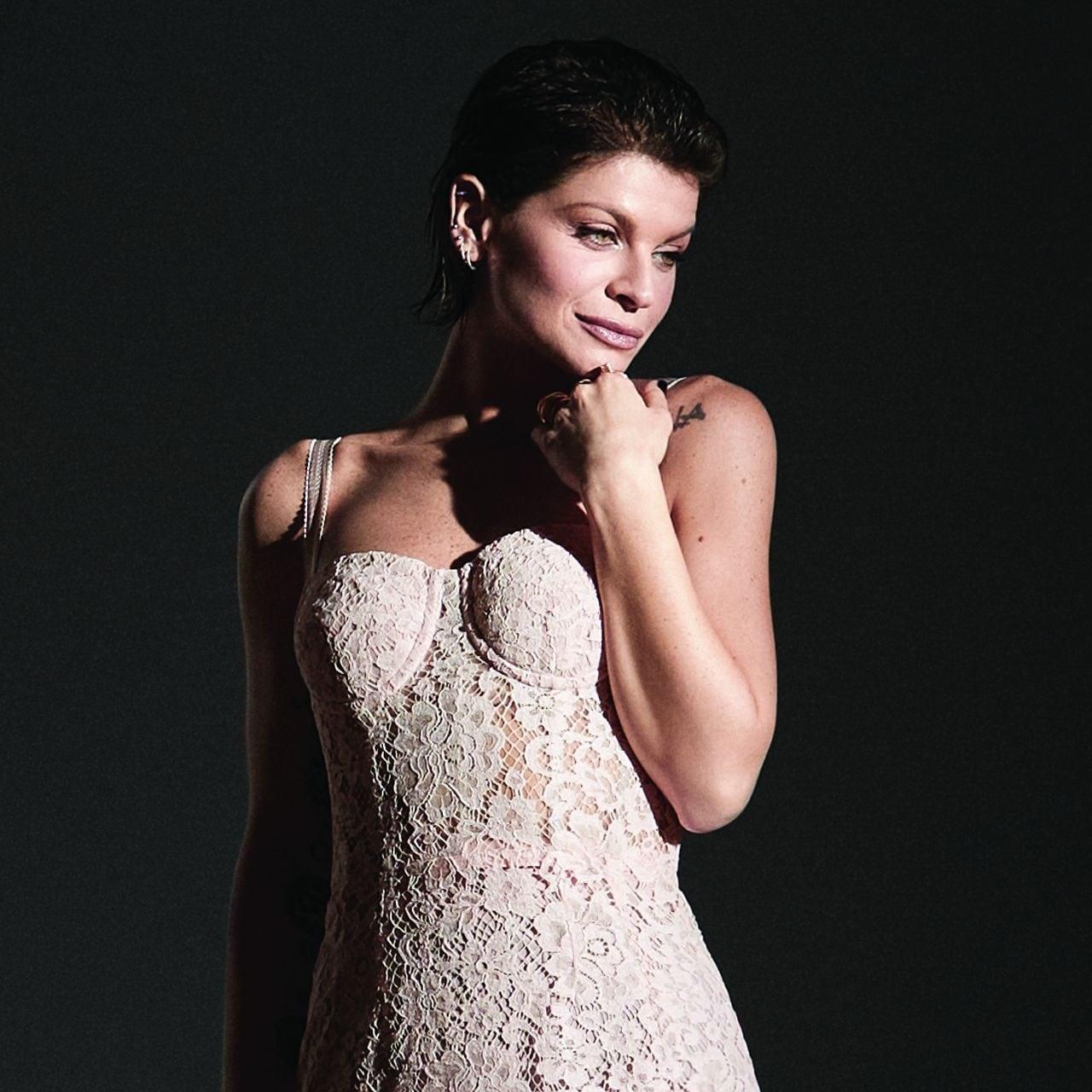 Alessandra in Dolce&Gabbana