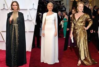 Abiti da Oscar, i 10 look più belli di sempre visti sul red carpet
