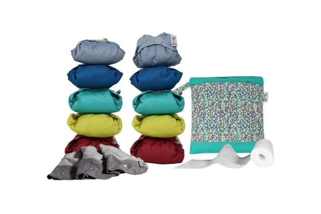 set pannolini lavabili pop-in