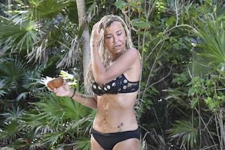 Vera Gemma, il significato dei tatuaggi della naufraga a L'isola dei famosi
