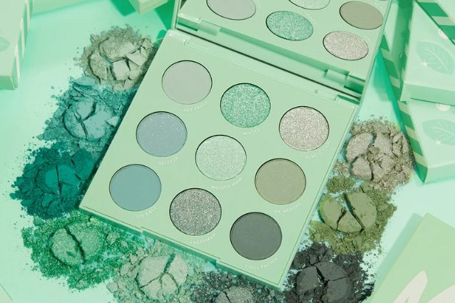 Cololurpop – Mint to be Eyeshadow Palette