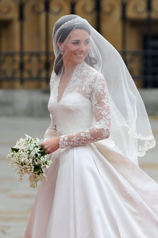 Il bouquet di Kate Middleton
