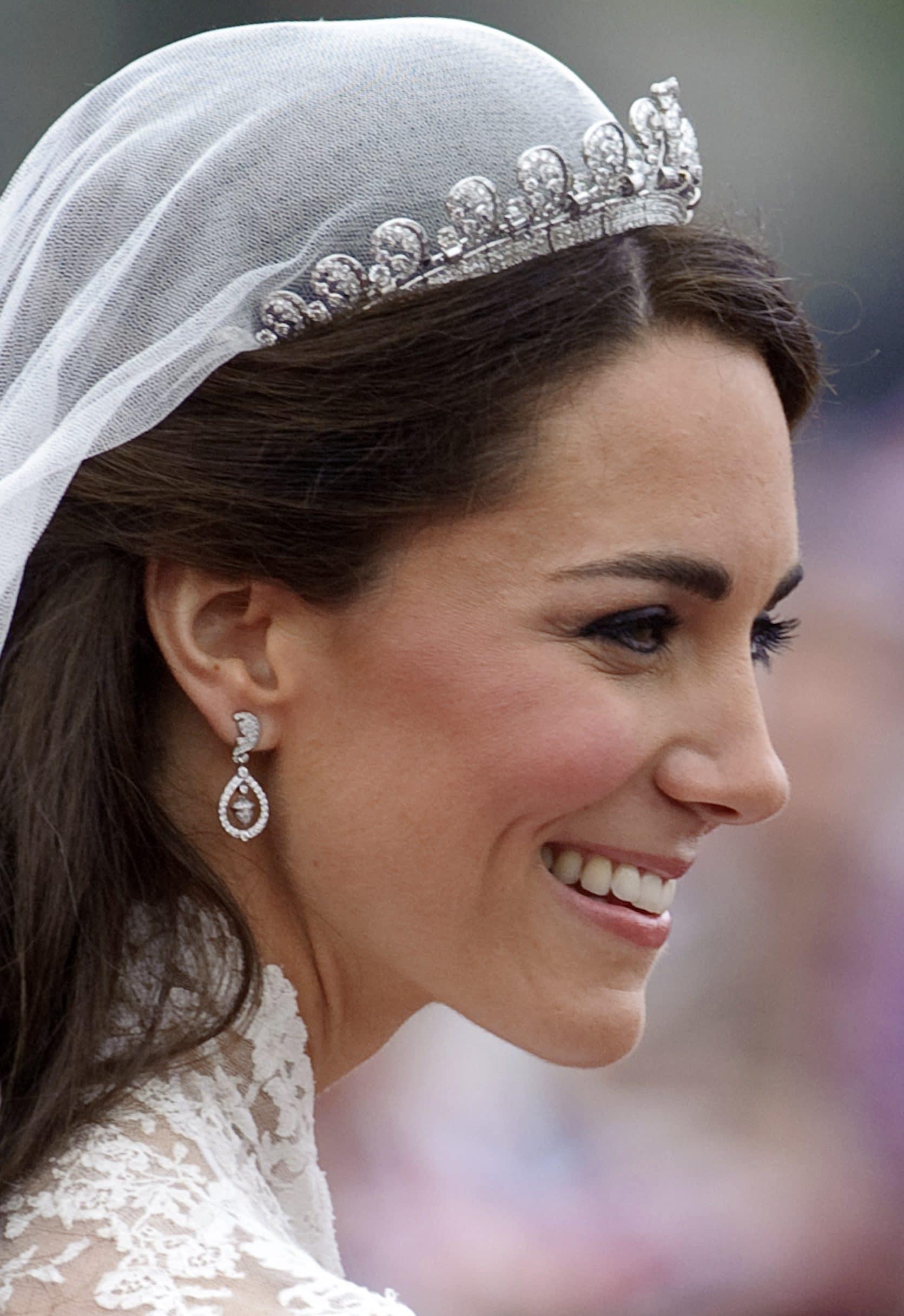 Gli orecchini di Kate Middleton