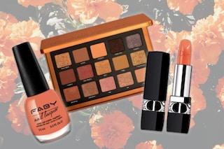 L'arancione è il colore di Maggio: ombretti, rossetti e smalti da provare per il tuo beauty look