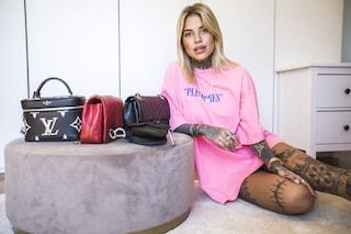Zoe Cristofoli, passione borse griffate: la collezione di accessori di lusso da oltre 60mila euro