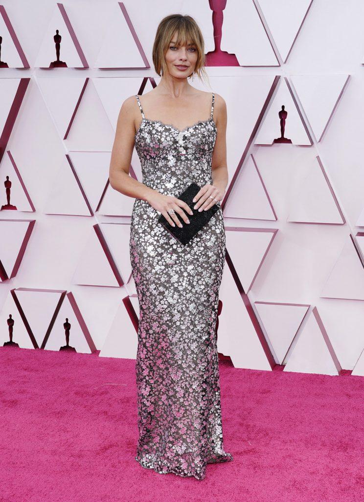Abiti degli Oscar Margot Robbie