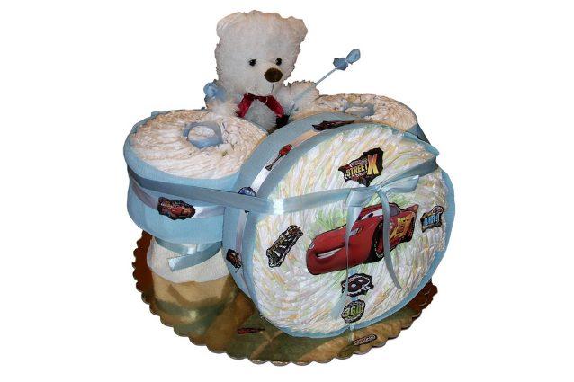 torta pannolini pampers