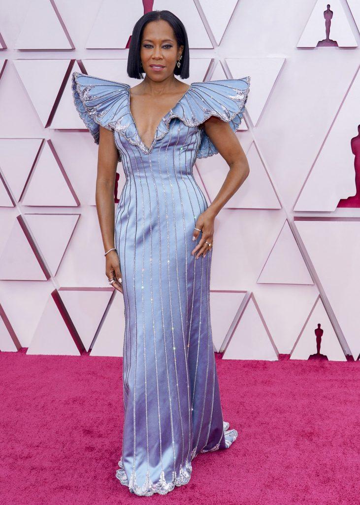 Regina King in Louis Vuitton