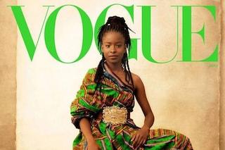 """Amanda Gorman, la prima poetessa sulla copertina di Vogue: """"Che cos'è la poesia se non bellezza?"""""""