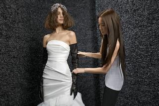 Taglie per donne curvy e prezzi economici: gli abiti da sposa di Vera Wang arrivano da Pronovias