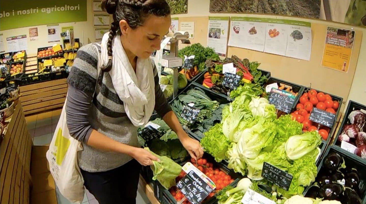 Marianna al supermercato