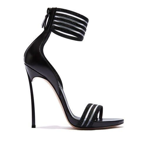 I sandali Casadei indossati da Ilary Blasi