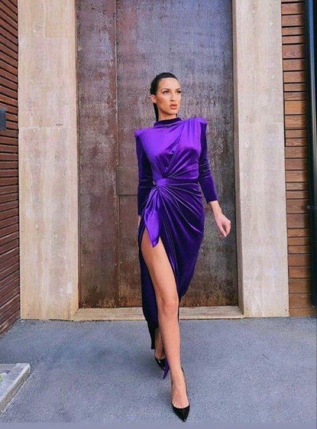 L'abito di Lia Stublla