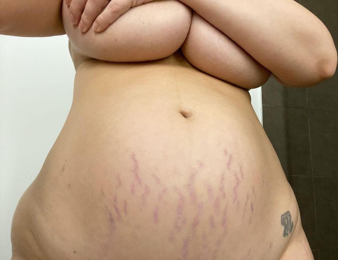 Ashley Graham dopo il parto