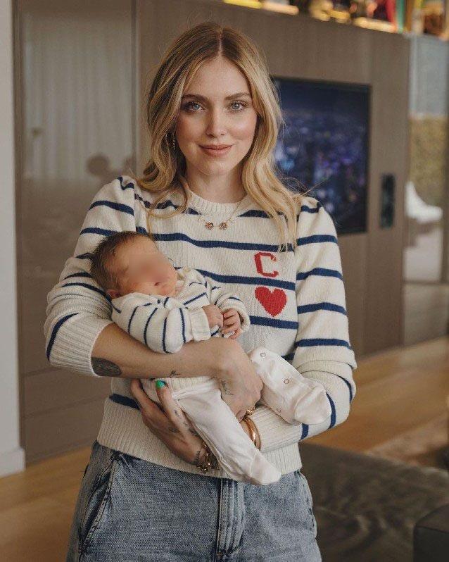 I look mini–me di Chiara Ferragni e Baby Vittoria