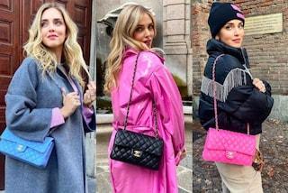 Quante borse di Chanel ha Chiara Ferragni: più di 50 bag di lusso da oltre 80mila euro