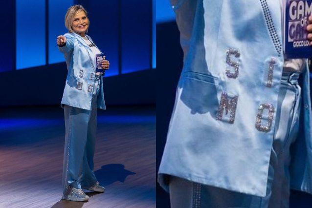La giacca personalizzata di Super Simo