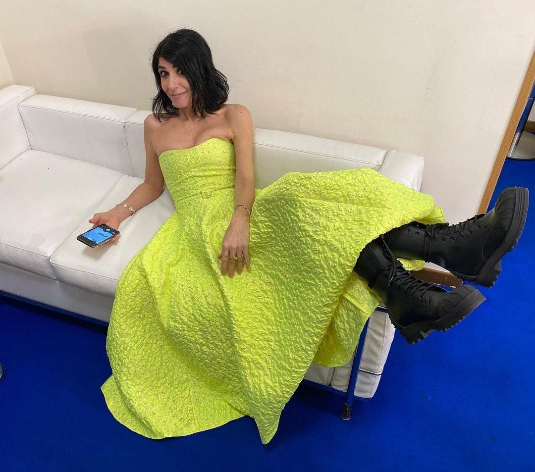 Giorgia in Dior
