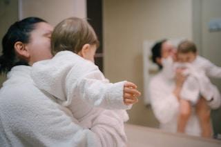 Amido di riso per neonati: quale scegliere per il bagnetto e perché usarlo