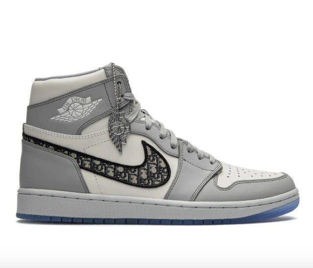 Le Air Jordan X Dior