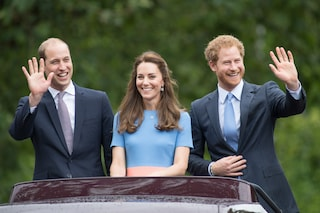 Kate Middleton fa da paciere: vuole fare riconciliare Harry e William prima del funerale di Filippo