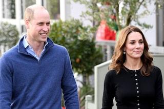 Kate e William, una favola lunga 10 anni: ma la prima volta che lo ha visto, la duchessa è scappata