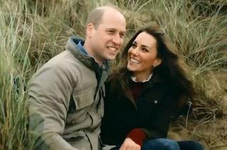 Kate e William con George, Charlotte e Louis: il dolce video di famiglia per l'anniversario di nozze