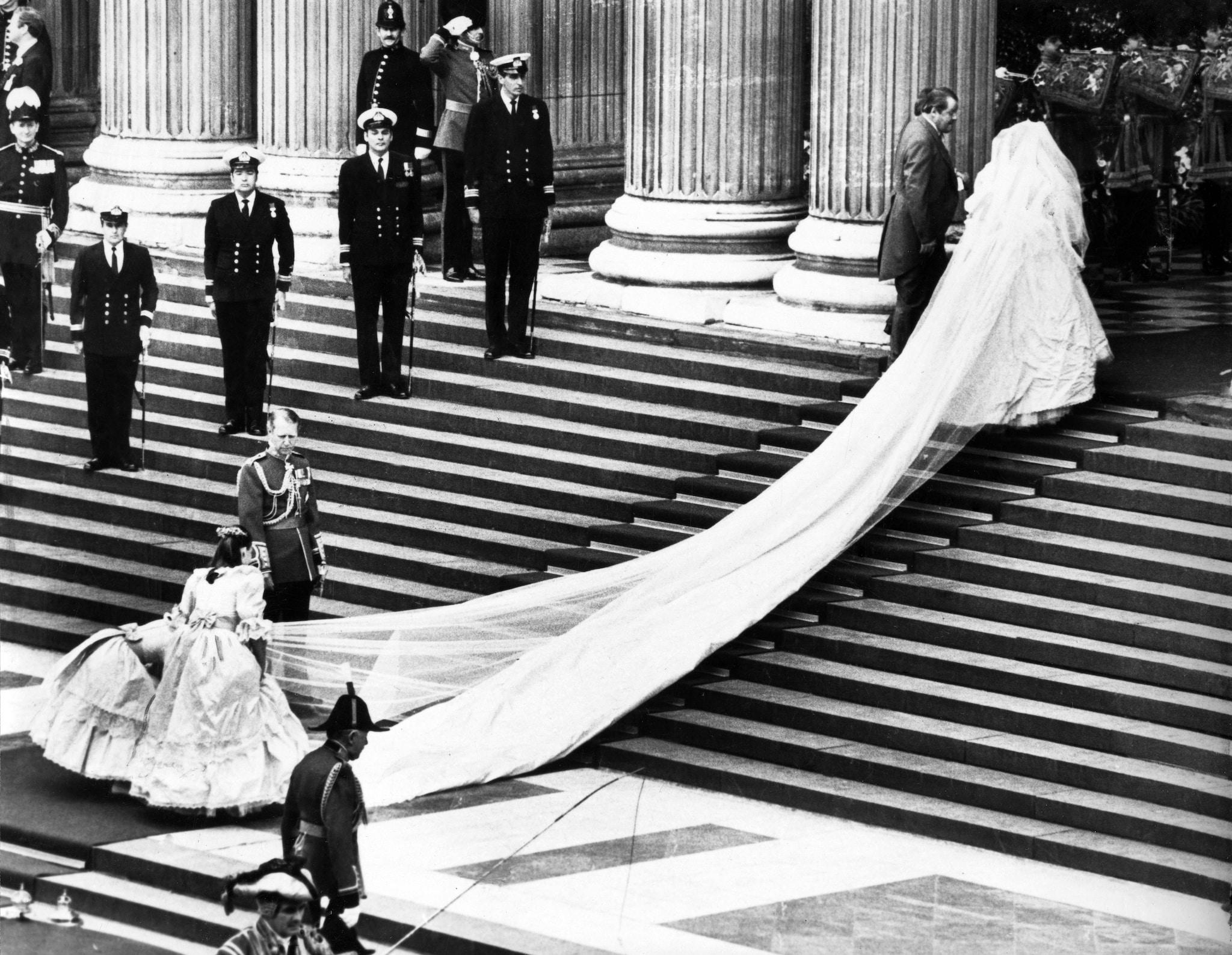 matrimonio di Diana Spencer e Carlo d'Inghilterra