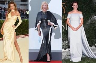 Look riciclati e abiti eco: le star che hanno compiuto scelte etiche sui red carpet